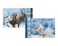 Disney Frozen Kid's Reversible Olaf Pillowcase