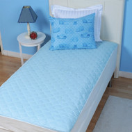Disney Car's Quilted Mattress Pad, Twin