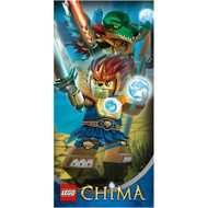"LEGO Legends of Chima ""Lion Attack"" Beach Towel"