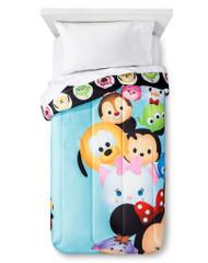 Disney Tsum Tsum Reversible Twin Comforter