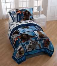 Star Wars Episode VII: The Force Awakens Microfiber Twin Comforter