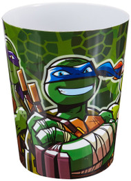 "Nickelodeon Teenage Mutant Ninja Turtles ""Camo"" Waste Can"
