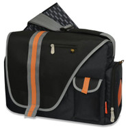 Fisher-Price FastFinder Deluxe Oversized Messenger Diaper Bag