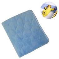 Nojo Coral Fleece Sheet Saver - Blue