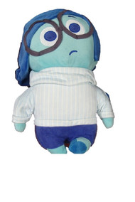 "Disney Inside Out Sadness 17"" x 11"" Pillow buddy"