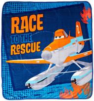 Disney/Pixar Planes Fire and Rescue Throw Blanket, Smoke Jumper 50' x 60'
