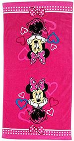 Minnie Mouse Decorative Bath Collection - Bath Towel