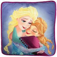 Disney Frozen Anna and Elsa Decorative Pillow