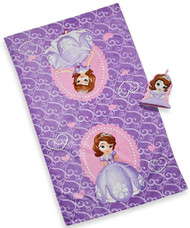 "Disney Sofia The First ""Ready To Be"" 2pc Bath Set"
