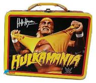 WWE Hulk Hogan Tin Lunch Box - Hulkamania
