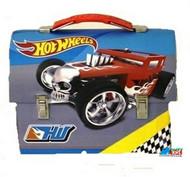 Hot Wheels Mini Workman's Tin Box - Demon Car
