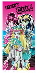 Monster High Creepy Cool Beach Towel
