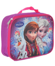 "Disney Frozen ""Blue Eyes"" Insulated Lunchbox - purple/multi, one size"