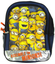 Despicable Me 2 Assemble the Minions 16 inch Backpack