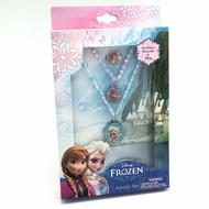 Disney Frozen Jewelry Box with Necklace, Bracelet & Ring