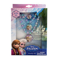 Disney Frozen Jewelry Box with Necklace, Bracelet and Ring