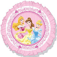 "Disney Princess 'Beautiful Ladies' 13"" Deco Pillow"
