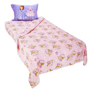 Disney Sofia The 1st Princess in Training Twin Size Sheets Set