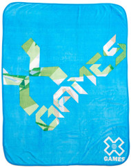 ESPN X Games Fleece Throw