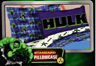 Marvel Avengers Pillowcase - The Incredible Hulk