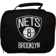 NBA New Brooklyn Nets Lunchbreak Lunchbox, Black