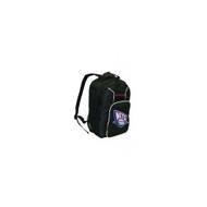 New Jersey Nets NBA Basketball Black Southpaw Backpack