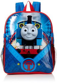 """Thomas the Train Big Boys Icon 15"""" Backpack with Lunch Kit"""