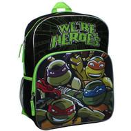 Nickelodeon Teenage Mutant Ninja Turtles 16 inch Backpack