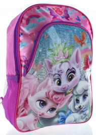 "Disney Princess Palace Pets 16"" Backpack - Whisker Haven Tales"