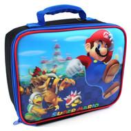 Super Mario Soft Lunch Box (Mario Lenticular)