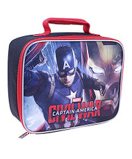 Marvel Captain America: Civil War Insulated Lunch Bag
