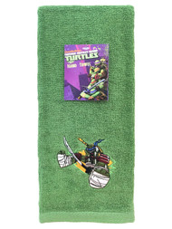 "Nickelodeon Teenage Mutant Ninja Turtles Heroes 16"" x 28"" Hand Towel"