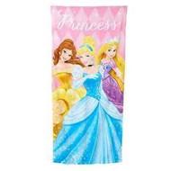 Disney Princess Diamonds Beach Towel 28in x 58in