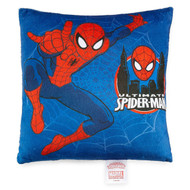 "Marvel Ultimate Spiderman 11""x11"" Decorative Pillow"