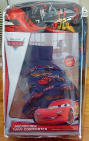Disney Cars Ligthyear 95 Twin Comforter
