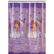 Disney Sofia the 1st Shower Curtain