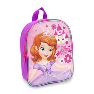 "Disney Sofia the First 10"" Toddler Backpack - Best Princess Ever"