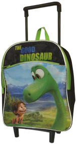 Disney The Good Dinosaur Rolling Backpack with Wheels