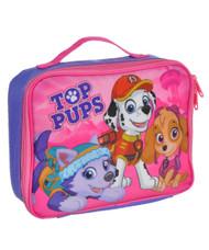 Paw Patrol Soft Lunch Box (Top Pups Purple)