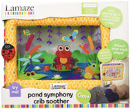 Lamaze Symphony Crib Soother, Pond
