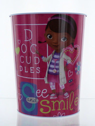 Disney Doc McStuffins Wastebasket - Garbage Can - See and Smile