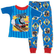 Thomas the Tank Cotton Pajamas for Baby Boys' 12m