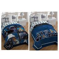 Classic Star Wars Reversible Comforter