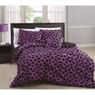 Mandy Hearts 4-piece Comforter Set