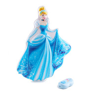 Cinderella Wall Friends Talking Room Light