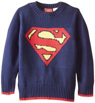 Warner Brothers Superman Boys Sweater