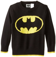 Warner Brothers Batman Boys Sweater