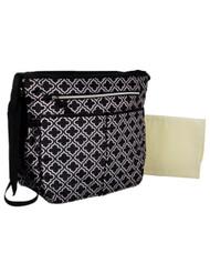 Baby Essentials Keyholes Diaper Tote Bag