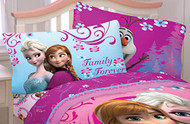 Disney Frozen Coronation Day Full Size Sheet Set