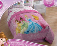 Disney Princess Sheet Set in Twin Size